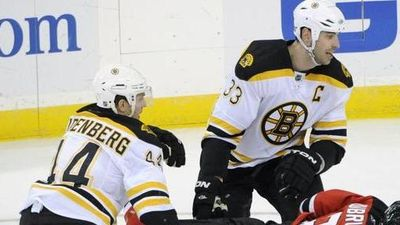 Zdeno Chara, Dennis Seidenberg Reuniting on the Blue Line Helps the Bruins Turn Around Their Fortunes Once Again