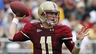 Boston College Eagles' Offense Key for Football Team to Have Success in 2012