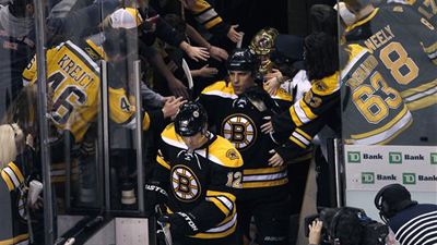 Share Your Favorite Boston Bruins Fan Moment