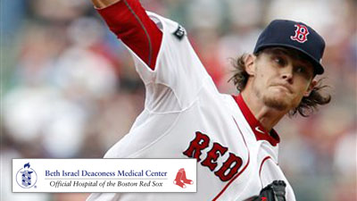 Clay Buchholz Sticks to Routine to Keep His Back Healthy