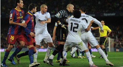 Follow the Action when Real Madrid Takes on Barcelona with Terra Sports' Live Blog