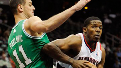 Undermanned Celtics Send Message to Hawks Heading into Playoffs
