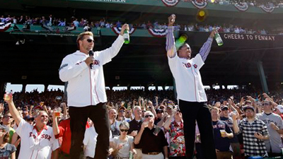 Toast to Fenway Park, Return of Legends Among Jenny Dell's Top Moments From Ballpark's Birthday Bash