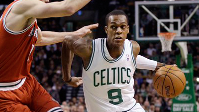 Rajon Rondo Will Not Shy From Contact, So Playing It Safe With Sore Back a Good Decision