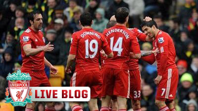 Liverpool Live Blog: Makeshift Reds Fail to Impress Against Fulham, Fall 1-0 at Anfield