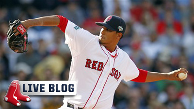 Red Sox Live Blog: Felix Doubront Earns Second Straight Win as Red Sox Edge Indians 4-1