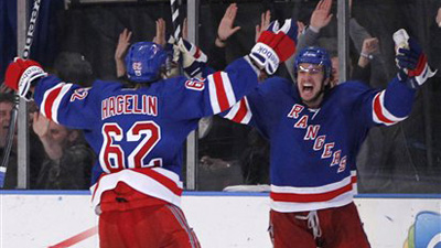 Rangers Edge Out Capitals to Advance to Eastern Conference Finals (Video)