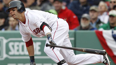 Dustin Pedroia Sizzling as Red Sox, Indians Close Out Four-Game Series at Fenway Park