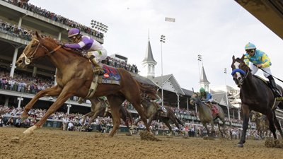 I'll Have Another Favored to Continue Triple Crown Pursuit at Preakness Stakes With Bodemeister Challenging