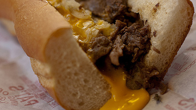Jenny Dell Sparks 'Best Cheesesteak in Philly' Debate on Twitter