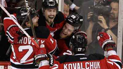 Martin Brodeur, Adam Henrique Exorcise Ghosts As Old and Young Unite to Put Devils in Stanley Cup Final