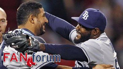 Will Rays Retaliate This Weekend for Friday Night's Brawl With Red Sox?