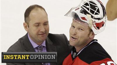 Devils, Kings Coaches Waste No Time Getting to Cup Final, Put Pressure on Other NHL Coaches