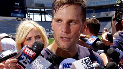 Tom Brady Ready to Put Super Bowl Loss in Past, As Familiar Faces Have Him Excited for New Season