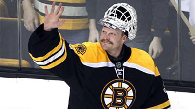 Tim Thomas Likely to Sit Out Upcoming Season, According to Peter Chiarelli