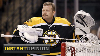 Tim Thomas Risks Loss of Support, Erosion of Skills If He Follows Through on Plan to Sit Out Season