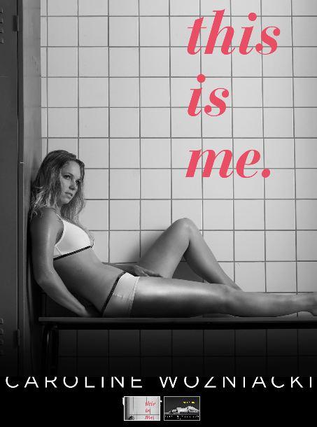 Caroline Wozniacki to Launch Underwear Line (Photos)