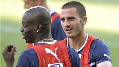 Mario Barwuah-Balotelli to Wear Both Family Names on Italy Shirt at Euro 2012