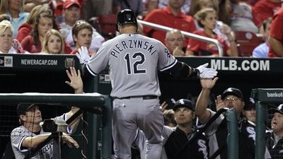Report: A.J. Pierzynski Voted MLB's Most Hated Player in Men's Journal Survey