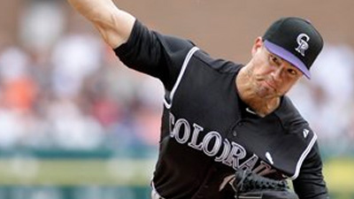 Report: Rockies Aggressively Trying to Trade Jeremy Guthrie, Blue Jays Interested in Pitcher