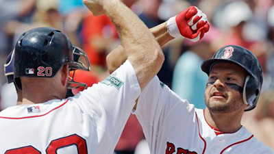 Cody Ross Hitting Seventh in Return to Red Sox Lineup Against Mark Buehrle, Marlins