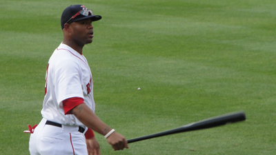 Carl Crawford Shows Off Power, Determination in Anticipation of Return to Red Sox Lineup