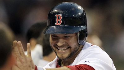 Red Sox Lineup Serves Notice It Will Pack Wallop With Cody Ross Back in Fold