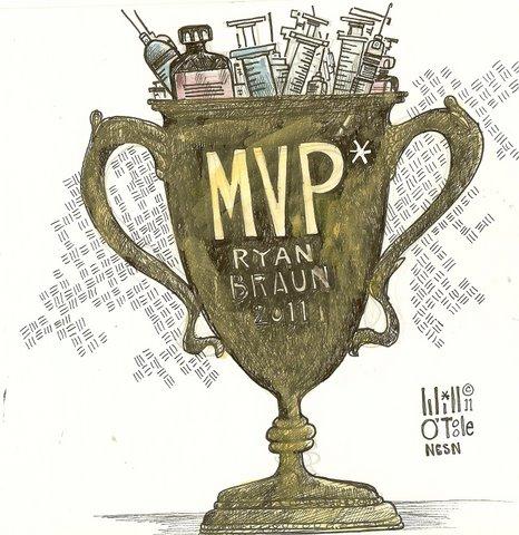 Ryan Braun's Positive Drug Test Will Forever Taint 2011 MVP Season