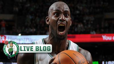 Celtics Live Blog: Jermaine O'Neal Scores 19 in Paul Pierce's Return As C's Beat Pistons 96-85