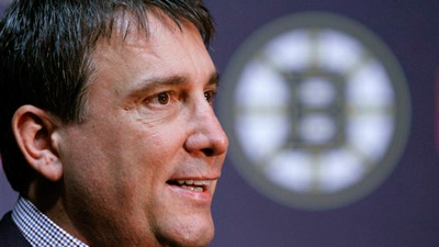 Cam Neely Responds to Alain Vigneault's Criticism of Brad Marchand, Bruins