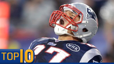Rob Gronkowski, Victor Cruz Among Top 10 Difference-Makers in 2011 Playoffs Who Were Rookies in 2010 (Photos)