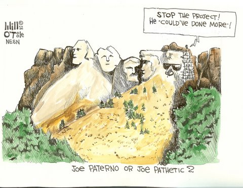 Joe Paterno Has Complicated Legacy As Fans Mourn With Mixed Emotions