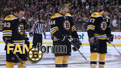 What Grade Would You Give Bruins So Far This Season?