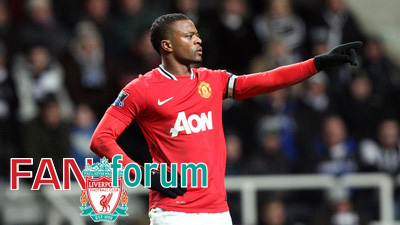 Do Liverpool Fans Dislike Patrice Evra More Than Any Other Manchester United Player in History?