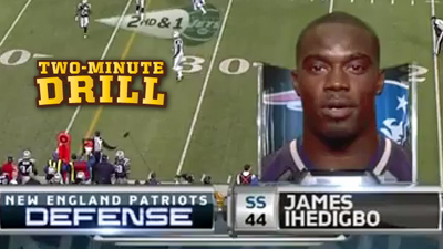 James Ihedigbo's 'ZooMass' Shout-Out May Go Worldwide and 19 Other Patriots Thoughts