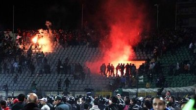 What Caused Deadly Attacks at Egyptian Soccer Game Between Al-Masry and Al-Ahly?