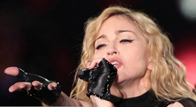 Madonna Featured in Super Bowl XLVI Halftime Show, Shows Off Her Victor Cruz Dance Moves (Video)