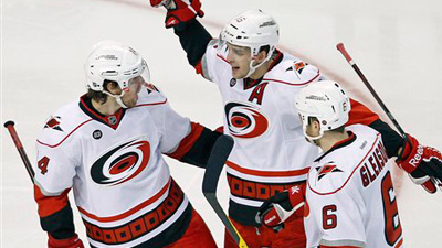 Carolina Completes Season Sweep, But Bruins See Issues More in Their Own Game Than With Hurricanes