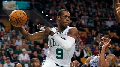 Paul Pierce Receives Deserved All-Star Game Selection, Rajon Rondo Left Off Roster
