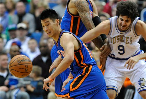 Jeremy Lin Might Have Fibbed to Knicks Coach Mike D'Antoni on Saturday