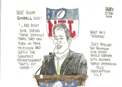 Getting Rid of Pro Bowl Just First Item on Agenda for Roger Goodell to Improve NFL