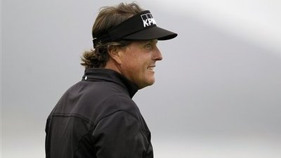 Phil Mickelson Crushes Tiger Woods En Route to Win at Pebble Beach