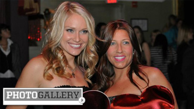 Heidi Watney, Jen Royle Among Celebrities Auctioned Off At Project Cupid Charity Event (Photos)