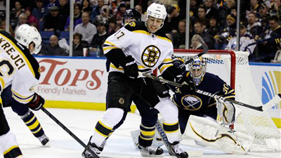 Bruins Still Can't Net Consecutive Wins, But Maintain Some Momentum With Point in Shootout Loss in Buffalo