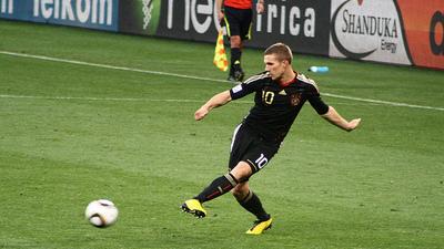 Arsene Wenger Deviates off Course, Lands Lukas Podolski and Finds Pot of Gold
