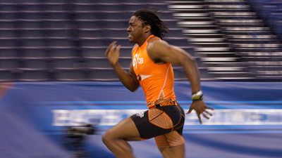 Robert Griffin III Disputes 40-Yard Dash Time, Claims Time of 4.35 Seconds