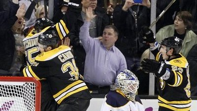 Johnny Boychuk Makes Big Impact With Thunderous Hit, Game-Winning Goal in Bruins' Victory Over Sabres