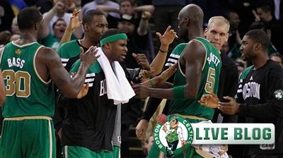 Celtics Live Blog: Marcus Thornton Drops 36 Points as Kings Rout C's 120-95