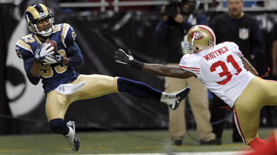 Report: Brandon Lloyd Agrees to Contract With New England Patriots