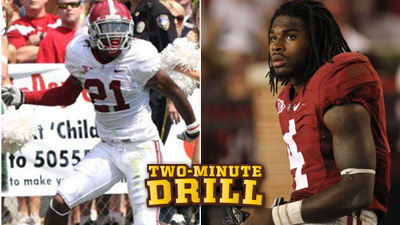 Alabama's Mark Barron, Dre Kirkpatrick Potential Draft Picks If Patriots Trade Up and 19 Other NFL Thoughts